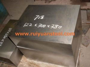 718/DIN1.2738/P20+Ni Forged Steel Plate