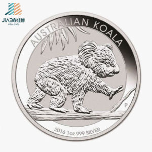 2017 Jiabo New Silver Round 3D Customize Austrilia Coins pictures & photos