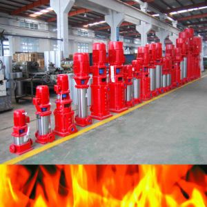 World Famous Stainless Multistage Fire Fighting Pumps pictures & photos