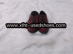 Used Women Leather Shoes