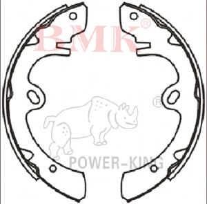 Premium Quality Brake Shoes (K1158) pictures & photos
