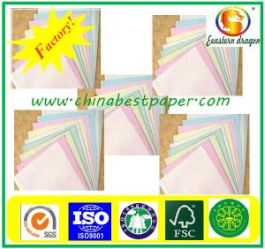55GSM Virgin Pulp Carbonless Paper Printing pictures & photos