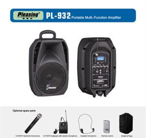 PA Speaker Soundbox Loundspeaker Wrieless Power Amplifier Pl-932