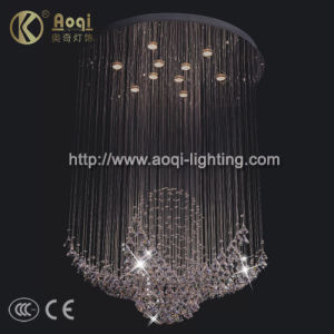 Modern Design Crystal Line Lamp (AQ9056) pictures & photos