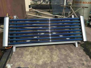 Horizontal Balcony Type Heat Pipe Solar Collector pictures & photos