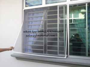 China DIY Magnetic Insect Screen Window - China Window