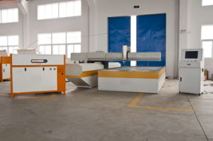 Plastic Water Jet Cutting Machine pictures & photos