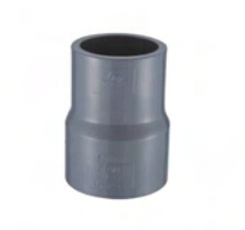 PVC Pipe Fitting Reducing Coupling (BS4346) pictures & photos