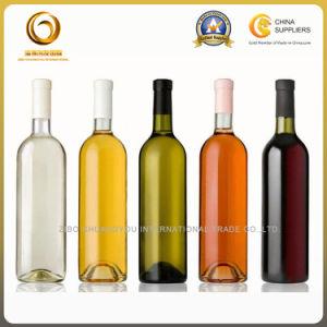 Common Size 750ml White Claret Wine Glass Bottle (589)