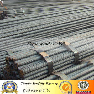 BS4449 Grade460b/500b Reinforcing Steel Rebar pictures & photos