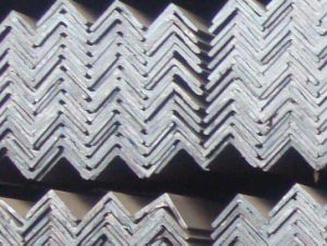 Equal Galvanized Steel Angle for Decoration