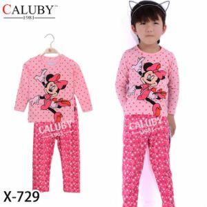 Supply Caluby Pajamas Original Band and Original Quality Baby Pajamas 2 to  7 Years 100%