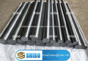 Smooth Forged Molybdenum Rods for Welding pictures & photos