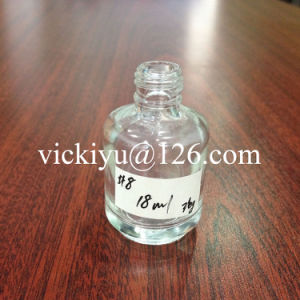 18ml Small Glass Bottles with Screw Top for Cosmetics