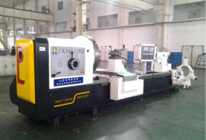 Cks Series Big Type CNC Horizontal Lathe Dezhou Brand pictures & photos