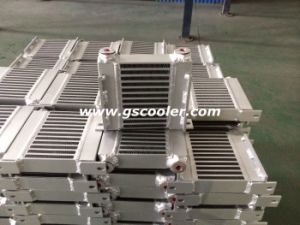 Aluminum Air Cooled Oil Cooler (0607) for Variable Pump pictures & photos