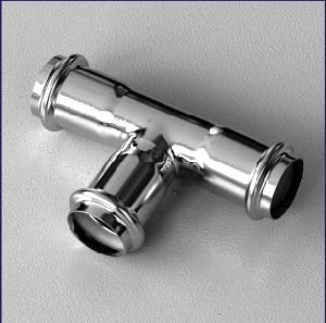 Stainless Steel Press fitting Joints pictures & photos