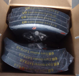 Sayrar Brake Lining for Algeria Market pictures & photos