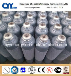 50L Oxygen Nitrogen Argon CNG Acetylene CO2 Hydrogeen CNG 150bar/200bar High Pressure Seamless Steel Gas Cylinder pictures & photos