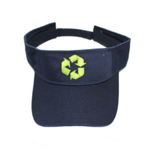 Custom Cotton Sun Visor Cap Wholesale pictures & photos