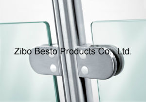 Stainless Steel Mounting Hardware for Frameless Glass Panel