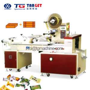 Pillow Bar Type Packing Machine with Ce Certification pictures & photos