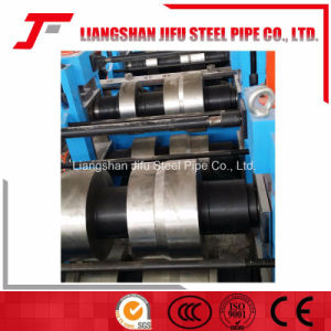 Cold Rolled Q235 Steel Welded Tube Cold Roll Forming Machine