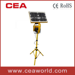 10W Rechargeable LED Flood Light with Solar Board pictures & photos