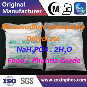 Monosodium Phosphate Dihydrate pictures & photos