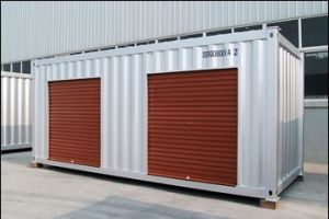 China 20FT Customized Large Metal Storage Containers China