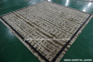 Hand Tufted / High Quality / New Design / Bamboo Fiber /Wool Carpet pictures & photos