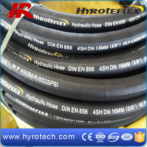 3/4′′-2′′ Hydraulic Hose DIN En 856 4sp with Competitive Price pictures & photos