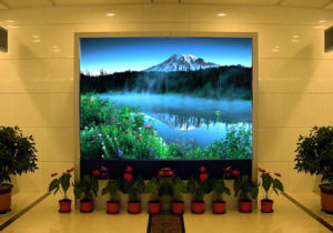 Indoor High Refresh Full Color LED Display / LED DOT Matrix Display / LED Wall / LED Screen Factory Price Hot Selling