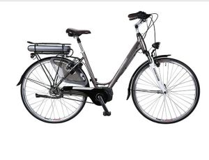 Light Weight Lithium Battery Electric City Bike with 8 Fun Bb Center Motor