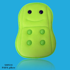 Battery Operated Vibrating Massage Pillow (SM9218)