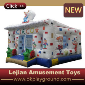 Ce Circus House Outside New Feeling Inflatable Jumping (C1286-8) pictures & photos