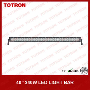 Totron Auxiliary LED Light Bar with 3W Epistar LEDs (TLB4240)