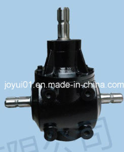 Straight Bevel Gearbox for Agricultural Parts pictures & photos