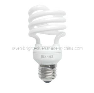 China Mini Energy Saving Lamp Half