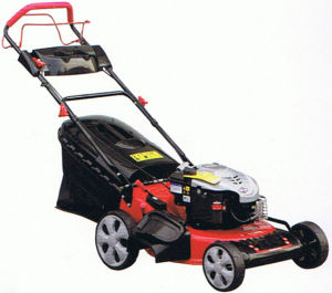 "21"" (53CM) Professional Gasoline Self-Propelled Garden Lawn Mower (GLM213B)"