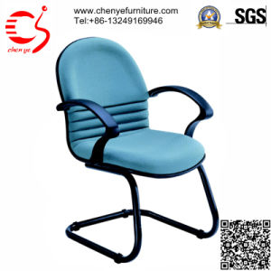 Comfortable Simple Style Waiting Fabric Chair (CY-C5037-4)