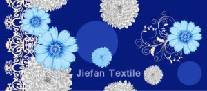 Beautiful Design Polyester Fabric