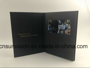 China a5 black pu 5 lcd brochure video mailer business card china a5 black pu 5 lcd brochure video mailer business card colourmoves