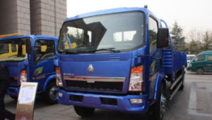 Sinotruk 4X2 2tons 3tons 5tons Mini Cargo Light Truck pictures & photos