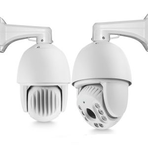 IR150 Meter 1080P HD IP CCTV 30X Optical Zoom IP66 High Speed Dome PTZ Camera Auto Tracking People pictures & photos