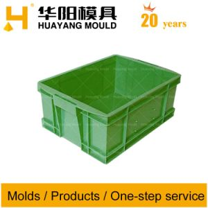 Container Moulds / Molds, Plastic Injection Mold (HY014) pictures & photos