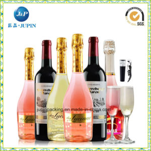 Personalized Custom Logo Design Printing Sticker for Bottle (JP-s035) pictures & photos