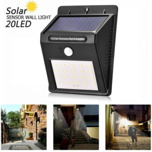 Super Bright Solar Ed Led Motion Sensor Security Light 8 16 20