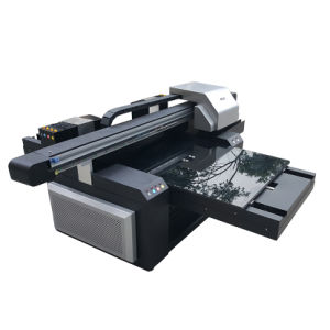 Galaxy-Jet Digital UV Flatbed Printing Machine pictures & photos
