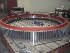 Girth Gear/Pinion for Rotary Kiln/Mill of Mine Industry/Cement Plant pictures & photos
